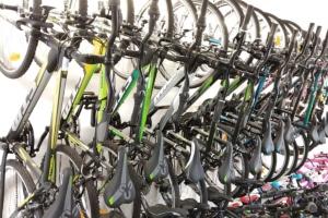Székeskerékpár