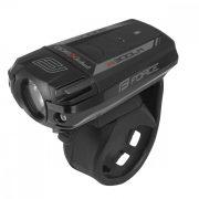 FORCE PAX-300 kerékpár első lámpa USB