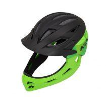 Gyerek kerékpáros sisak SPROUT (fekete-zöld, kék-piros)