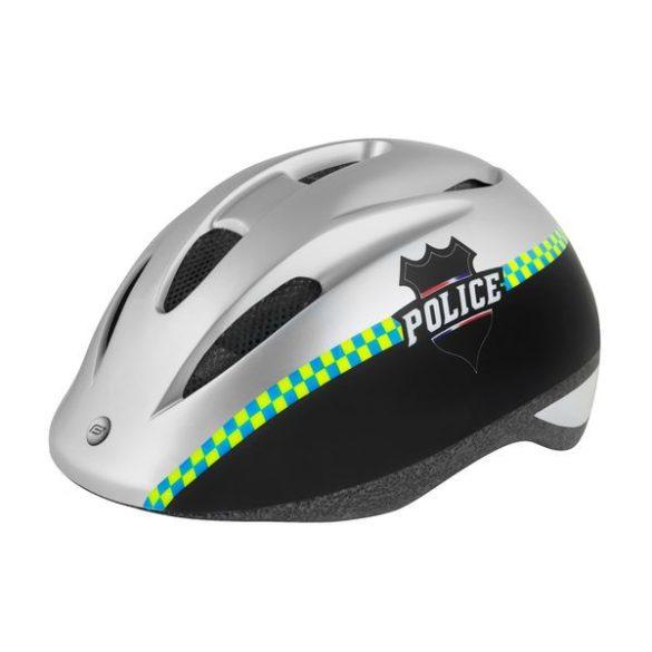 FORCE FUN POLICE kerékpáros sisak gyerek