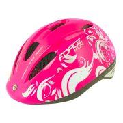 FORCE FUN FLOWERS gyerek kerékpáros siak rózsaszín